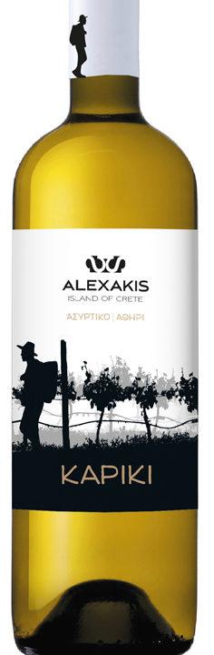 Alexakis Kariki (Assyrtiko-Athiri)