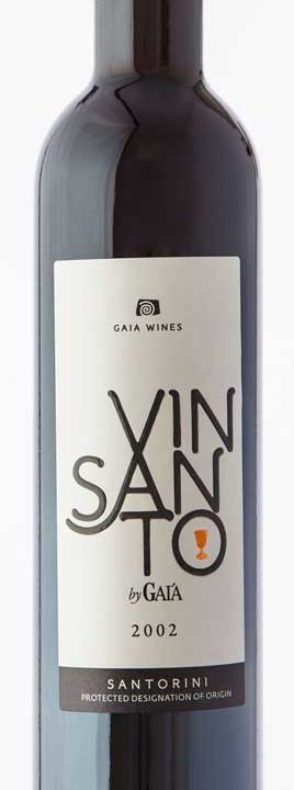 Gaia 10 year old Vinsanto