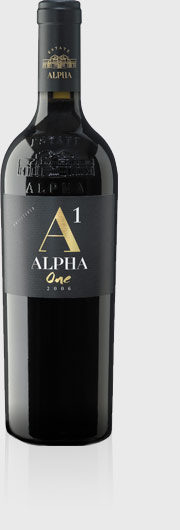Alpha Estate Alpha 1 Tannat