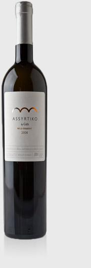 Assyrtiko by Gaia Wild Ferment