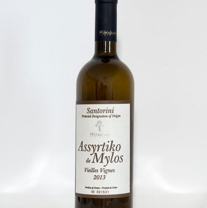 Hatzidakis Assyrtiko de Mylos Vieilles Vignes