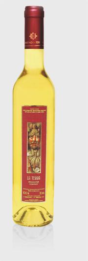 La Terra Moschatos Limnou Limnos Organic Wines
