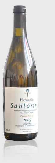 Santorini Cuvee No. 15 Hatzidakis